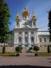 Церковь Петродворец