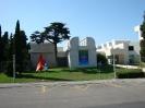 Центр лечения спида в Барселоне (попался по пути во время экскурсии)