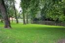 городской парк в Вагенингене
