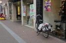 по магазинам на велосипеде