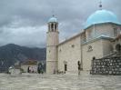 Остров Святого Георгия в Черногории. Внутри церкви работает музей.