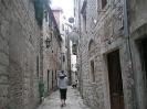 Узкие улочки старого Котора