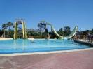 Панорама аквапарка с горками